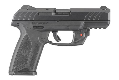 Ruger Security-9 9mm with Viridian E-Series Laser 1