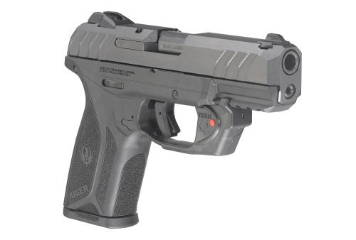 Ruger Security-9 9mm with Viridian E-Series Laser 2
