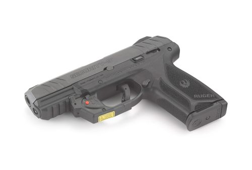 Ruger Security-9 9mm with Viridian E-Series Laser 3