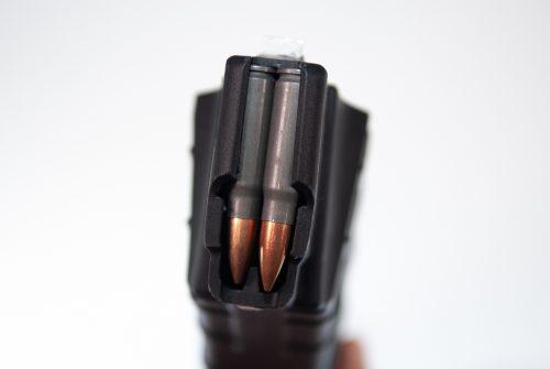 AC-Unity Mfg. AK-47 7.62x39 60 round Quad Magazine 4