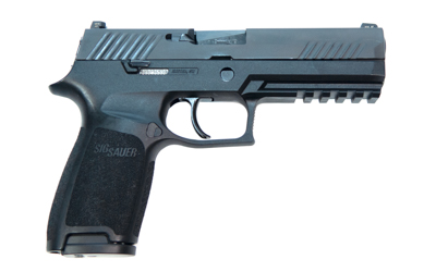 SIG Sauer CPO P320 Full Size 9mm Night Sights