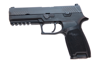 SIG Sauer CPO P320 Full Size 9mm Night Sights 1