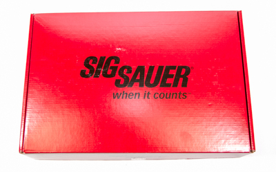 SIG Sauer CPO P320 Full Size 9mm Night Sights 2