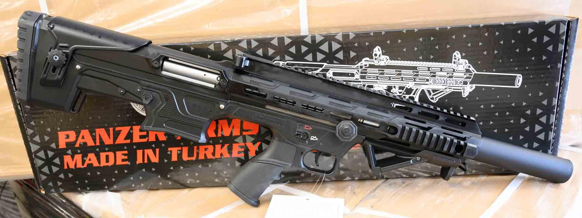 Panzer Arms BP-12 Bullpup Shotgun 12ga · 12 gauge· DK Firearms