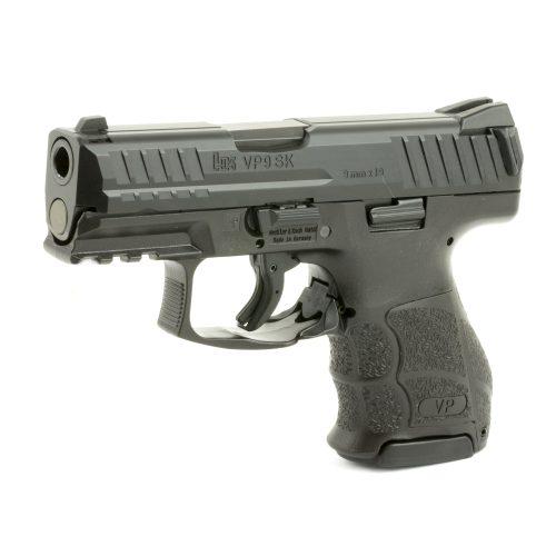 HK VP9SK 9mm Black 3