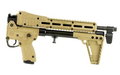 Kel-Tec Sub 2000 Gen 2 9mm Glock 17 TAN