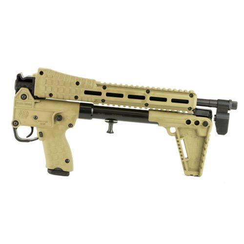 Kel-Tec Sub 2000 Gen 2 9mm Glock 17 TAN 3