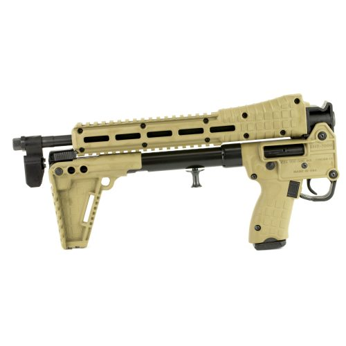 Kel-Tec Sub 2000 Gen 2 9mm Glock 17 TAN 2