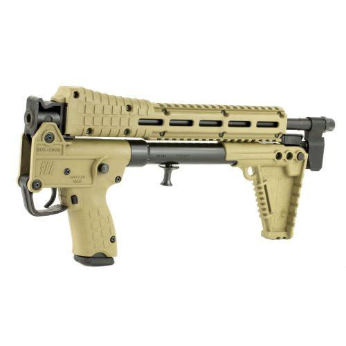 Kel-Tec Sub 2000 Gen 2 9mm Glock 17 TAN 1