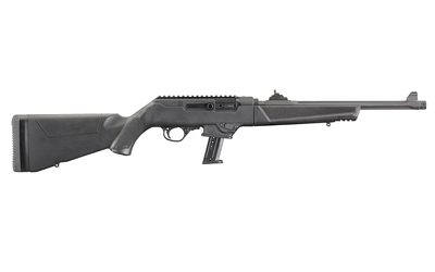 Ruger PC Carbine 9mm 17rd Threaded and Fluted Barrel