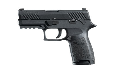 SIG Sauer P320 Compact 45acp Night Sights & Manual Safety