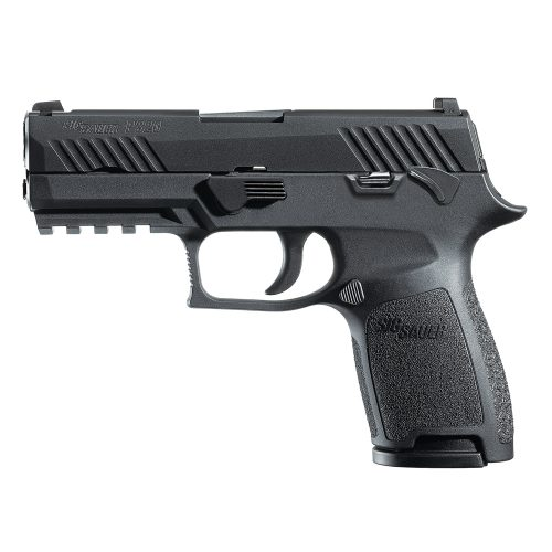 SIG Sauer P320 Compact 45acp Night Sights & Manual Safety 1