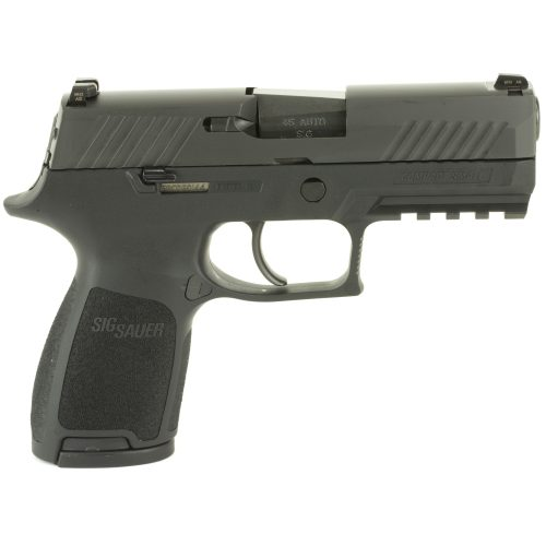 SIG Sauer P320 Compact 45acp Night Sights 3
