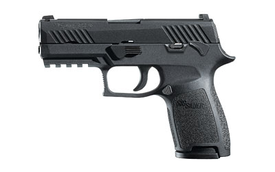 SIG Sauer P320 Compact 9mm Night Sights & Manual Safety