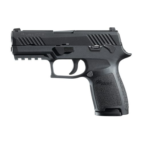 SIG Sauer P320 Compact 9mm Night Sights & Manual Safety 1