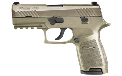 SIG Sauer P320 Compact 40sw FDE Night Sights
