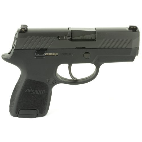 SIG Sauer P320 Subcompact 9mm Night Sights 3