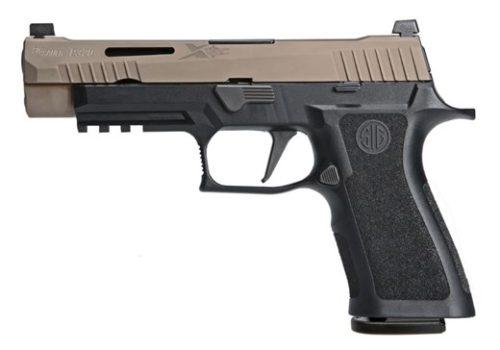 SIG Sauer P320 X-VTAC 9mm
