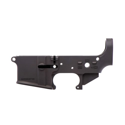 Spike's Tactical No Logo II AR15 Stripped Lower Receiver 1