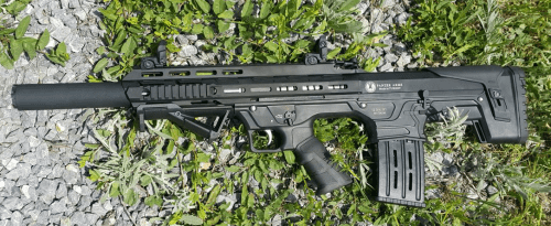 Panzer Arms BP-12 Bullpup Shotgun 12ga