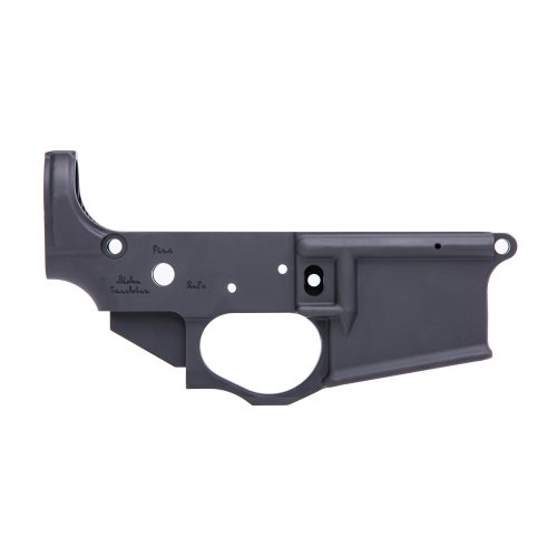 Spike's Tactical Pineapple Grenade AR15 Stripped Lower Receiver 2