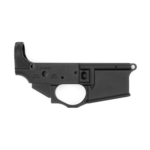 Spike's Tactical Snowflake AR15 Stripped Lower Receiver 2