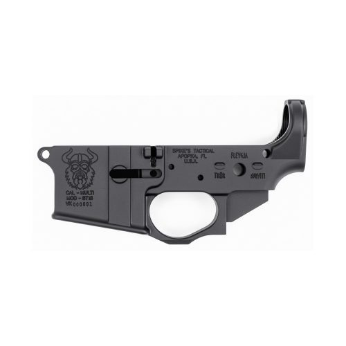 Spike's Tactical Viking AR15 Stripped Lower Receiver 1