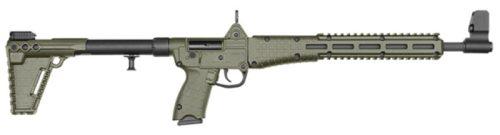 Kel-Tec Sub 2000 Gen 2 9mm Glock 19 Green