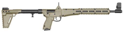 Kel-Tec Sub 2000 Gen 2 9mm Glock 19 Tan