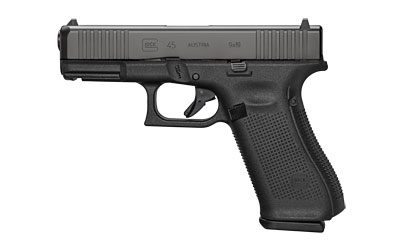 Glock G45 GEN 5 9mm, with three 17 round magazines