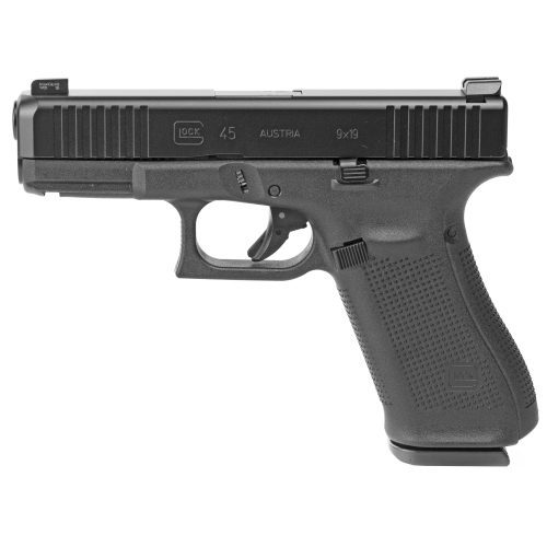 Glock G45 GEN 5 9mm Ameriglo Night Sights 3