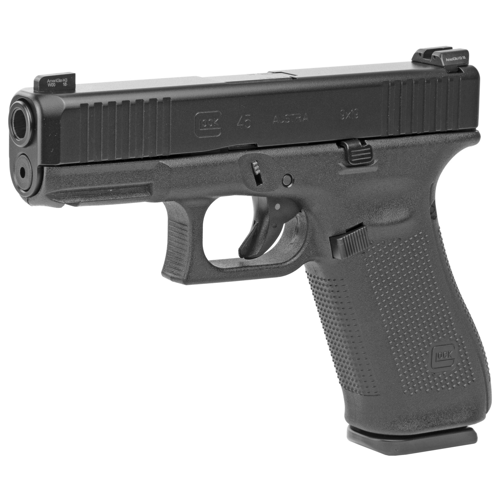 glock g45 gen 5 9mm ameriglo night sights pa455s303ab dk firearms