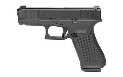 Glock G45 GEN 5 9mm Glock Night Sights, with three 17 round magazines