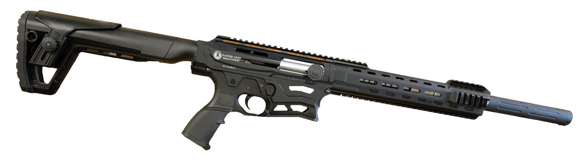 Panzer Arms AR-12 PRO Shotgun AR Twelve PRO 12ga · DK Firearms