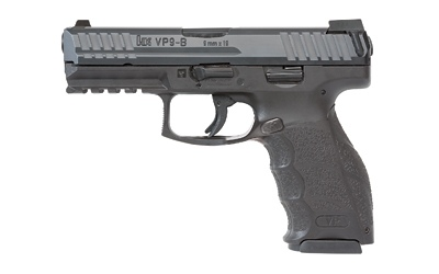 HK VP9-B 9mm Push Button Mag Release