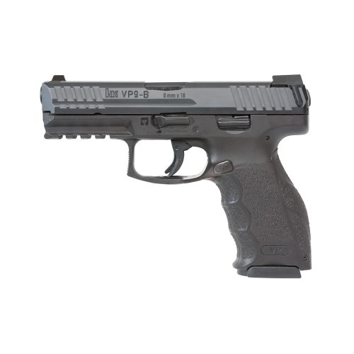 HK VP9-B 9mm Push Button Mag Release 1