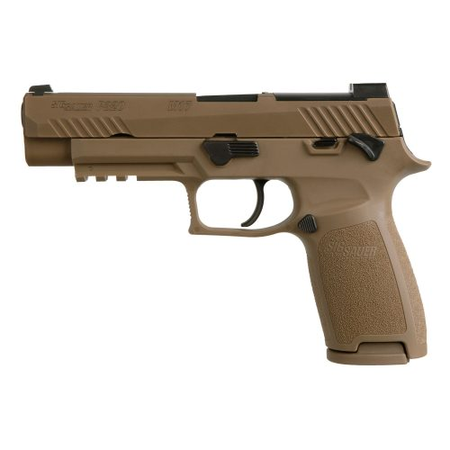 SIG Sauer P320 M17 9mm Manual Safety 1