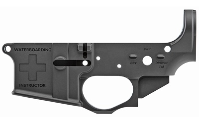 Spike's Tactical Waterboarding Instructor AR15 Stripped Lower Receiver