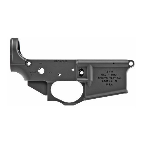 Spike's Tactical Waterboarding Instructor AR15 Stripped Lower Receiver 2