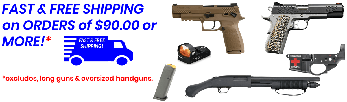 DK Firearms · Guns For Sale · Pistol · Rifle · Shotgun