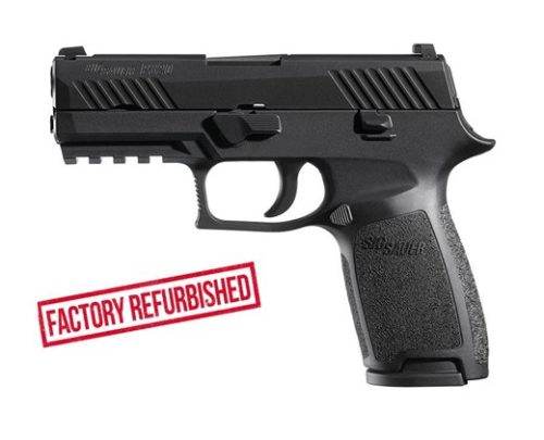 SIG Sauer CPO P320 Carry 40sw Night Sights