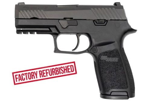 SIG Sauer CPO P320 Carry 9mm Night Sights