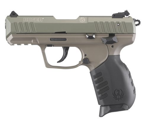 Ruger SR22 22LR TALO Exclusive Jungle Green 1