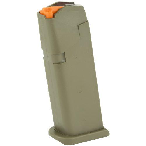 Glock 19 GEN 5 9mm 15 Round Magazine ODG
