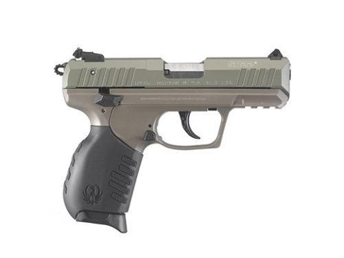 Ruger SR22 22LR TALO Exclusive Jungle Green