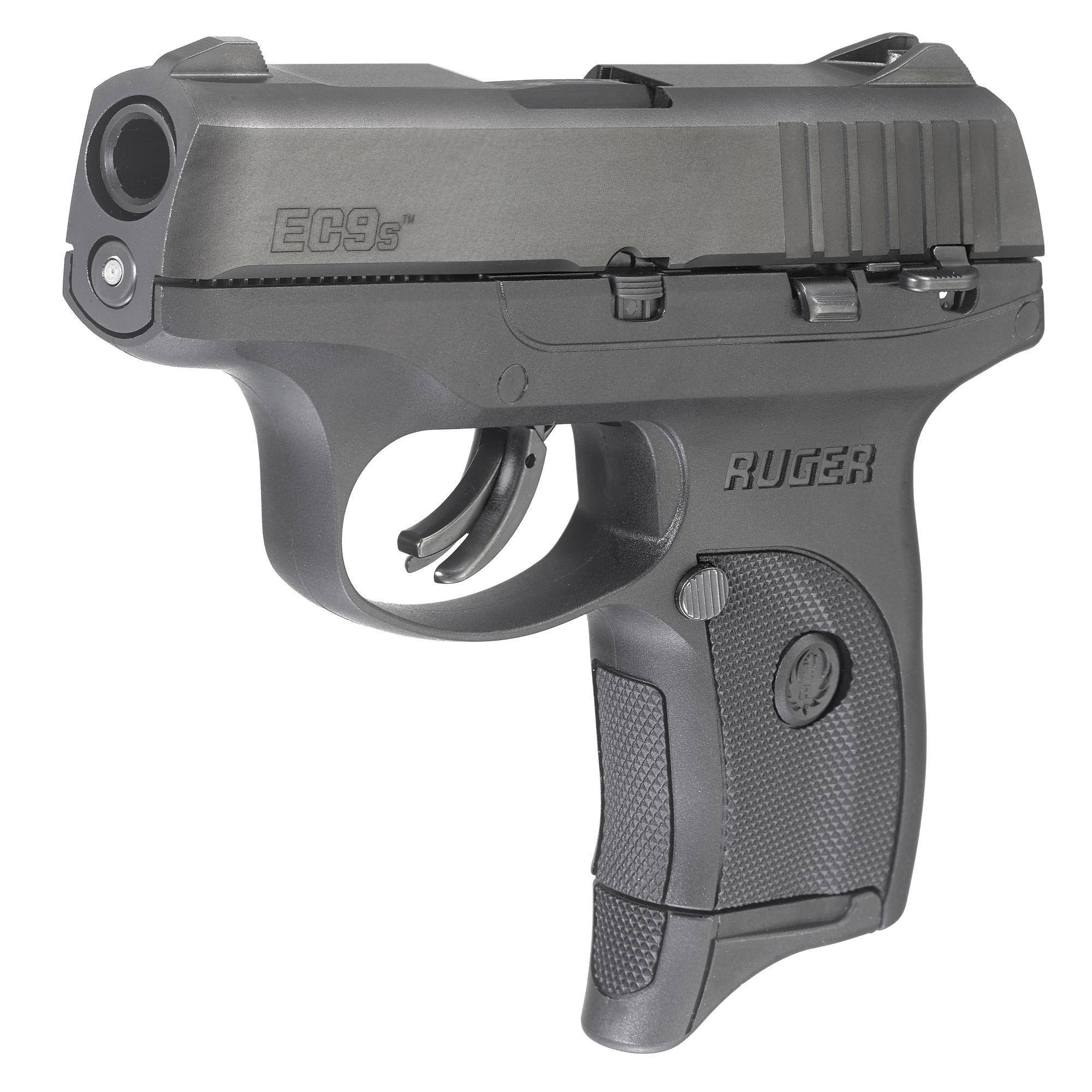 Ruger EC9S 9mm Pistol Striker Fired· 3283 · DK Firearms