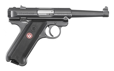"Ruger Mark IV Standard 22LR 4.75"" Barrel"
