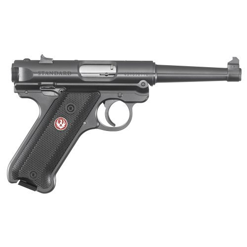 "Ruger Mark IV Standard 22LR 4.75"" Barrel 1"