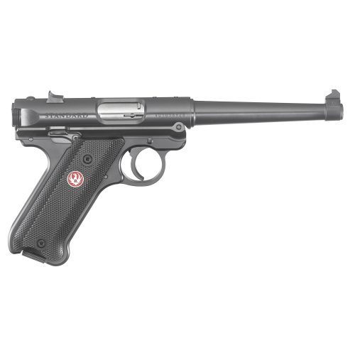 "Ruger Mark IV standard 22LR 6"" Barrel 1"
