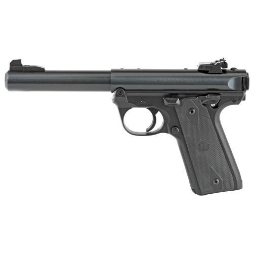 "Ruger Mark IV 22/45 22LR 5.5"" Barrel 1"